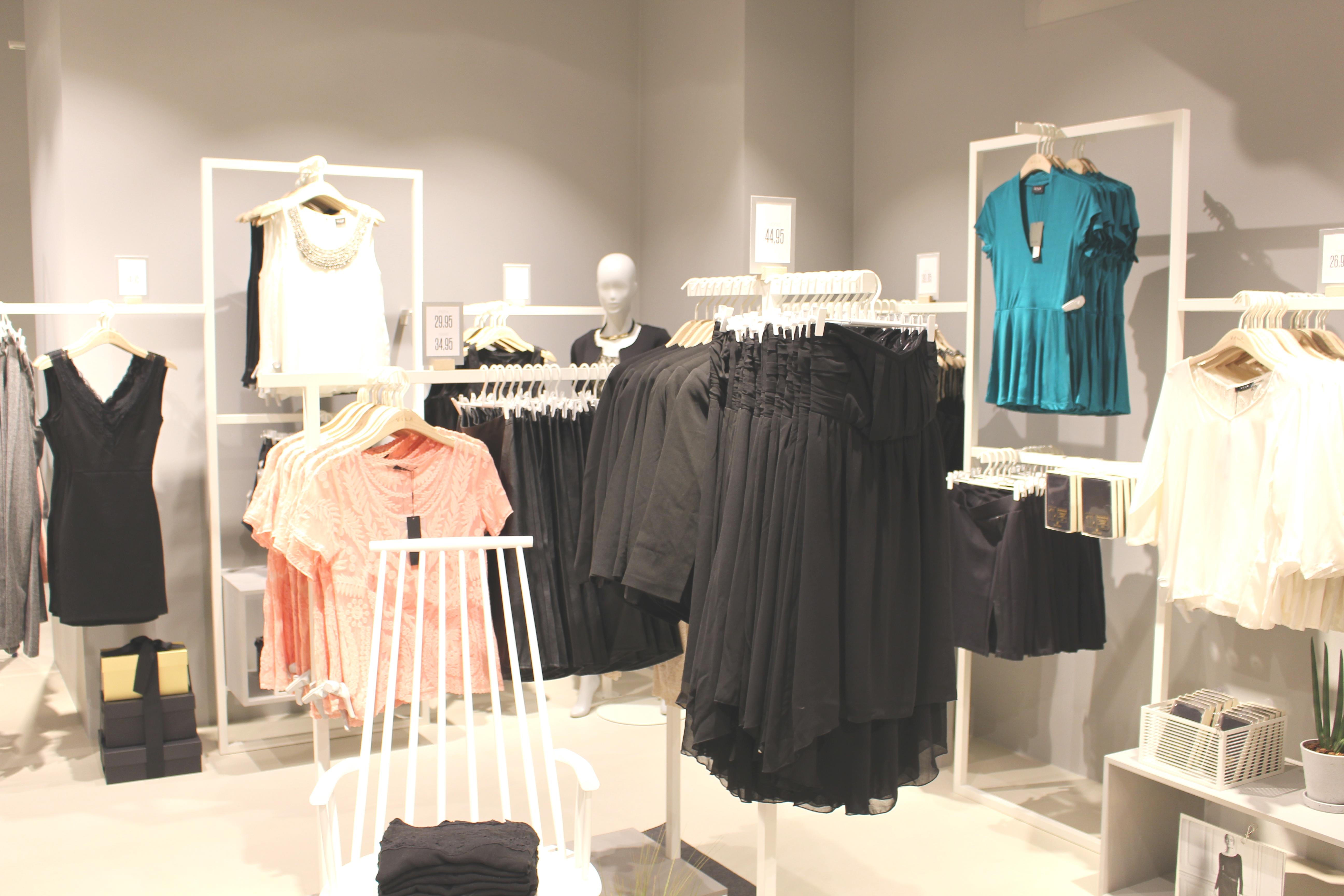 VILA Lifestyle-konsepti saapui Suomeen!   DRESS CODE: Confidence